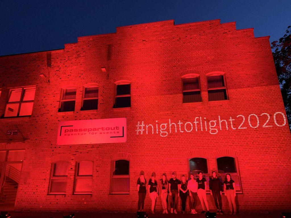 Aktion Night of light