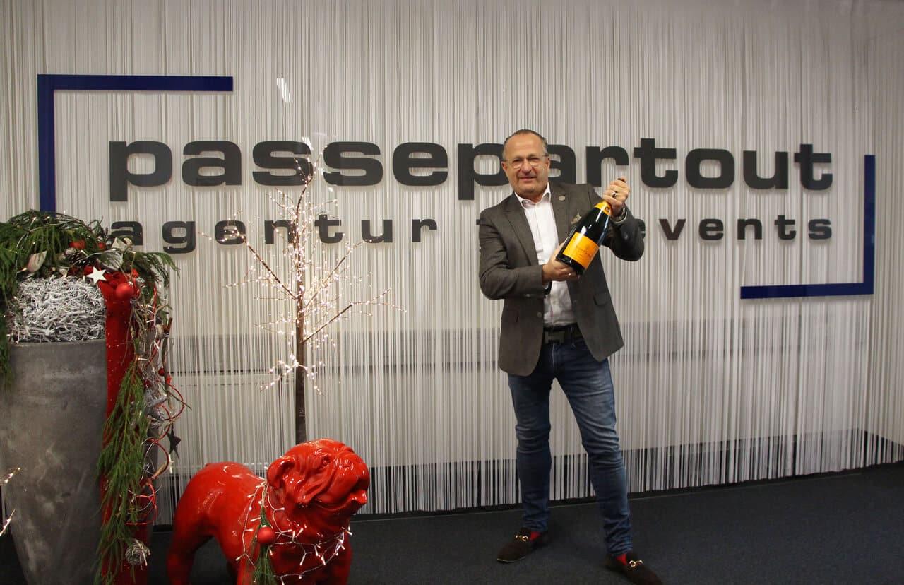 Agentur Passepartout – 20 Jahre Passepartout