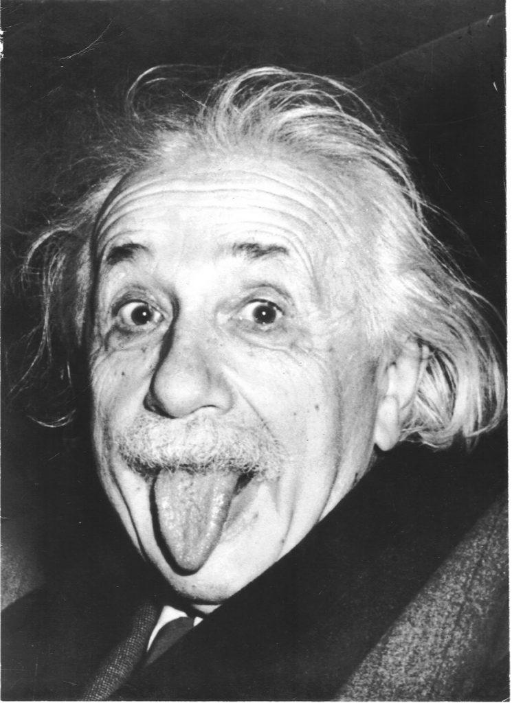 Agentur Passepartout – Albert Einstein