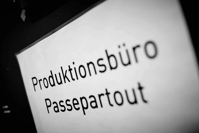 Agentur Passepartout – Arbeiten auf Events