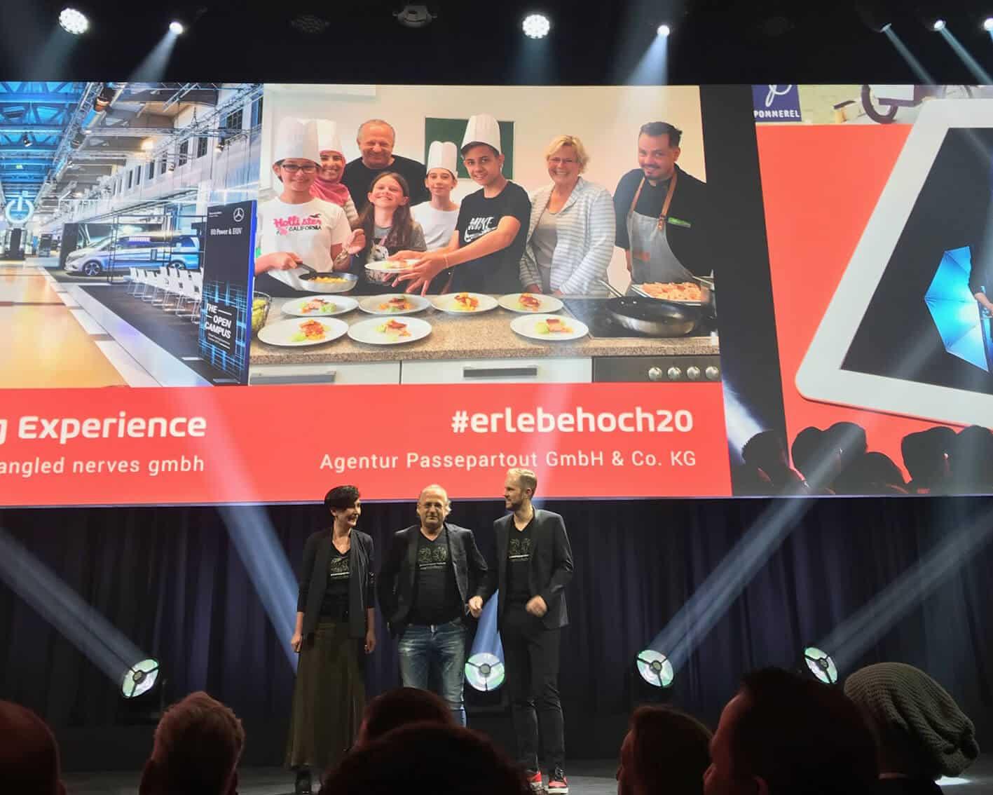 Agentur Passepartout – BrandEx Award