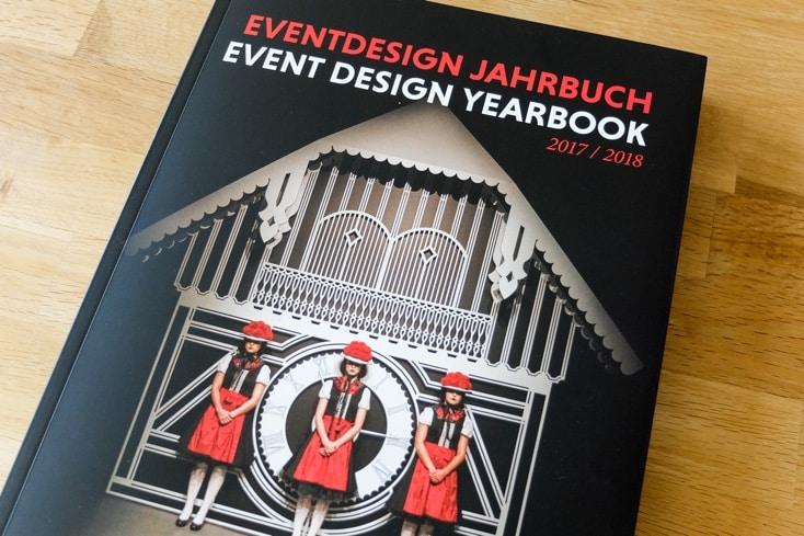 Agentur Passepartout – Eventdesign Jahrbuch