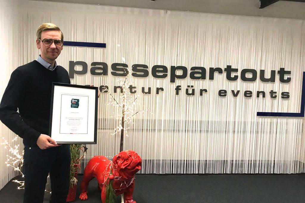 Agentur Passepartout – Focus-Business Award