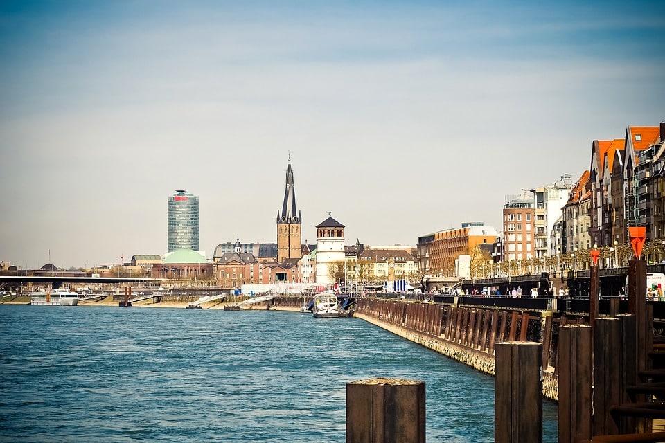 Agentur Passepartout – Hot Spots Düsseldorf